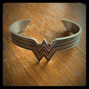 Alex & Ani Wonder Woman Cuff Bracelet